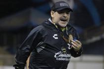 Maradona en Dorados