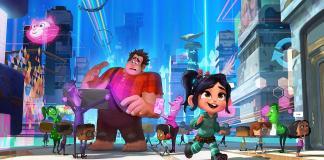 Ralph Breaks the Internet-Vanellope-Disney
