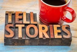 Consejos útiles para desarrollar historias de marca