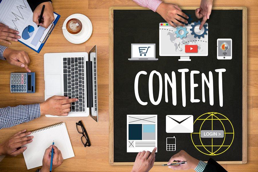 contenido en redes