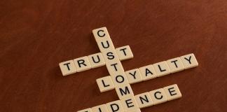 confianza de marca para llamar la atención del consumidor