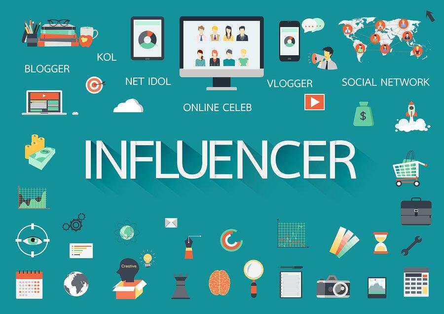Prácticas recomendables para trabajar con influencers