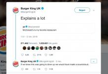 Burger King-Twitter-McDonalds