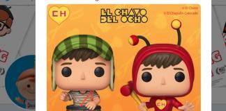 Funko-El Chapulín Colorado-El Chavo del Ocho