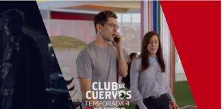Netflix-Club de Cuervoes-Enero