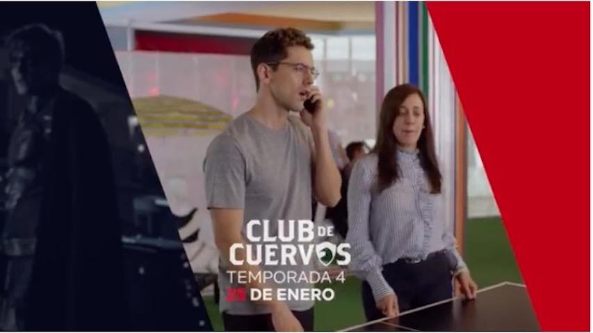 Netflix-Club de Cuervoes-Enero