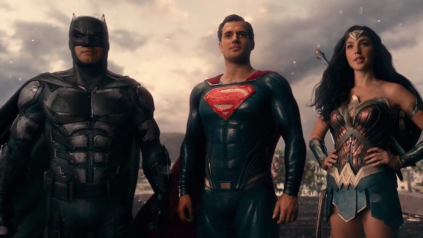 Superman-Justice League-DC-Warner Bros