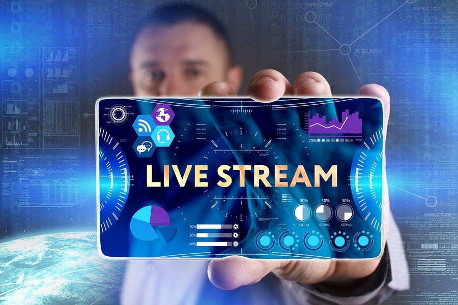 5 tipos de contenidos que las marcas pueden crear usando el live streaming