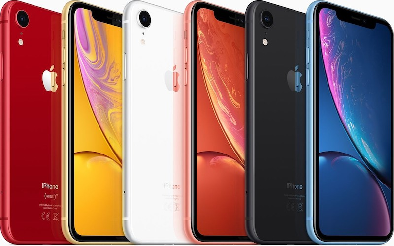 iPhone XR-Apple