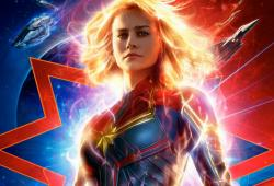 poster captain marvel 1