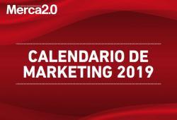 Este es el calendario de marketing 2019 que necesita todo mercadólogo