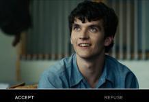Black Mirror: Bandersnatch-Netflix-protección de datos