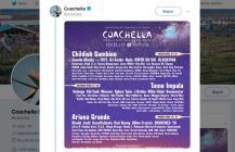 Coachella 2019-Tame Impala-Ariana Grande-Tucanes de Tijuana