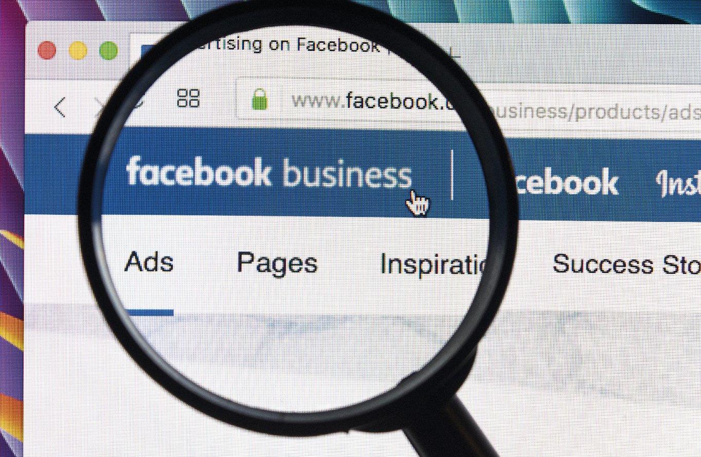 5 objetivos principales de las páginas de empresas enFacebook durante2019