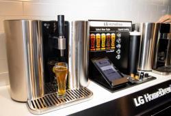 LG HomeBrew-cerveza-CES 2019
