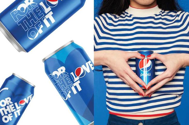 Y Su ReinventaRenueva Se Eslogan Global Nuevo Plataforma Lanza Pepsi EDYHI2W9