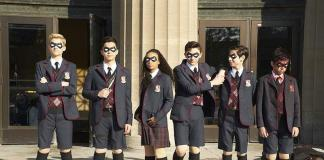 The Umbrella Academy-Netflix
