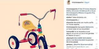 triciclos apache