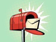 correo sigue siendo eficaz para alcanzar las audiencias