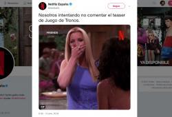 Netflix-HBO-Game of Thrones-marketing