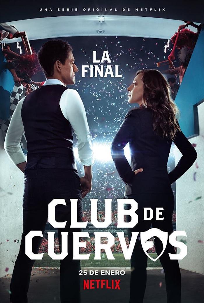 Club de Cuervos-Netflix-Poster