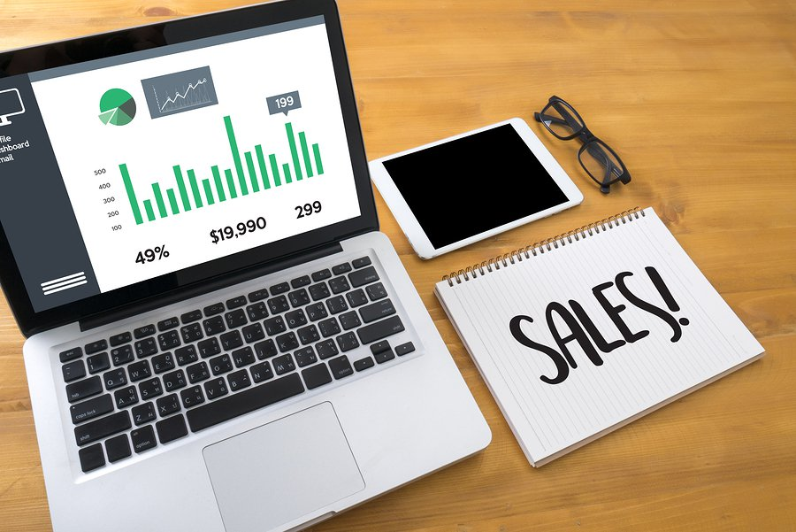 Estadísticas sobre ventas que revelan el panorama actual para los profesionales