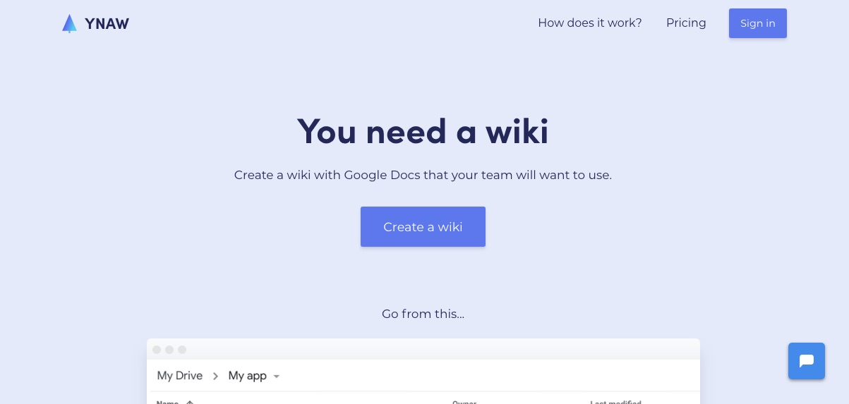 Sitio del día: Un recurso para hacer una base de datos con