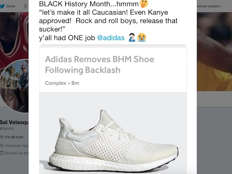 huge discount a93ff 4ef44 Adidas-Black History Month-Ultra Boost