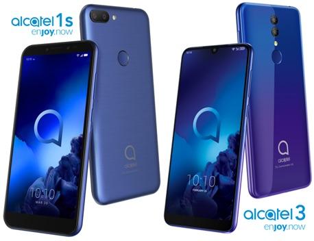 Alcatel-Serie 1 y 3
