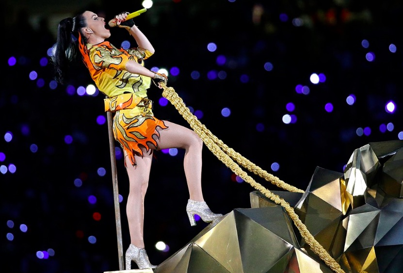 Katy Perry Super Bowl 2014