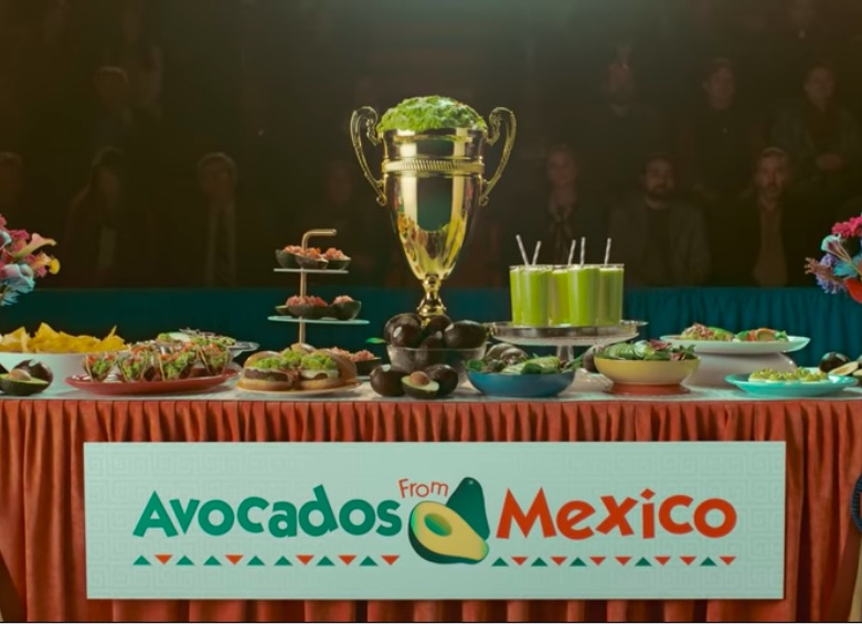Top Dog, Avocados From México Super Bowl LIII
