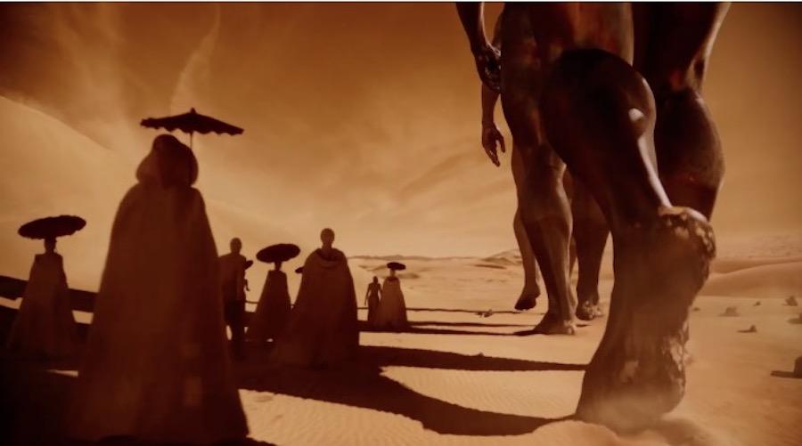 The Seven Worlds-Ridley Scott