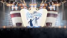 Marinela-Pingüinos Rockstar