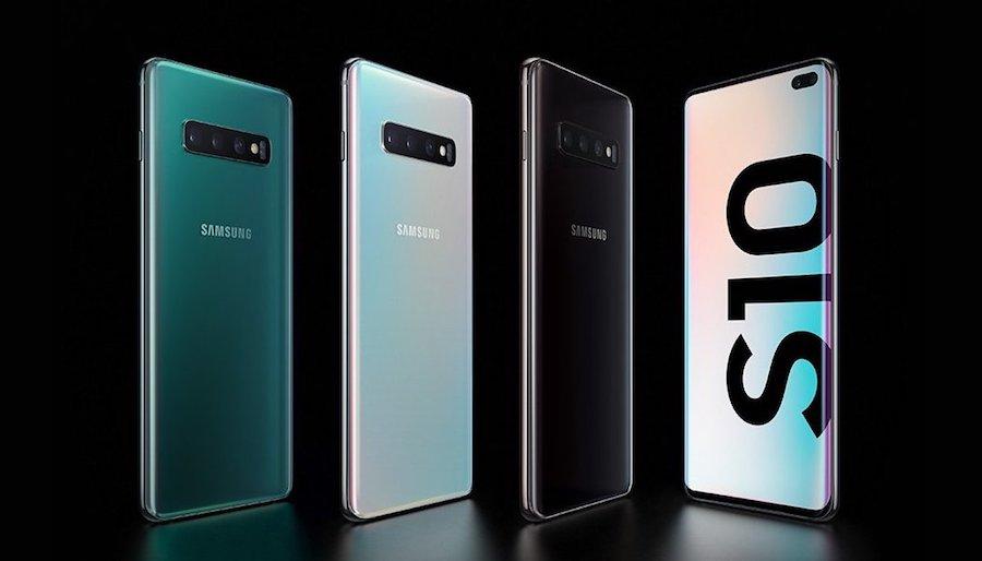 Samsung-Galaxy S10