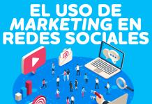 El uso de marketing en redes sociales