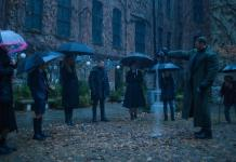 THE UMBRELLA ACADEMY superhéroes