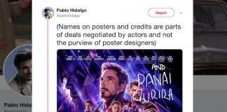 Avengers_Endgame-Marvel-Pablo Hidalgo-Poster