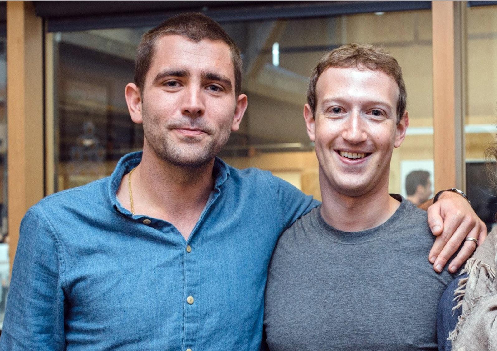 Chris Cox-Mark Zuckerberg-Facebook