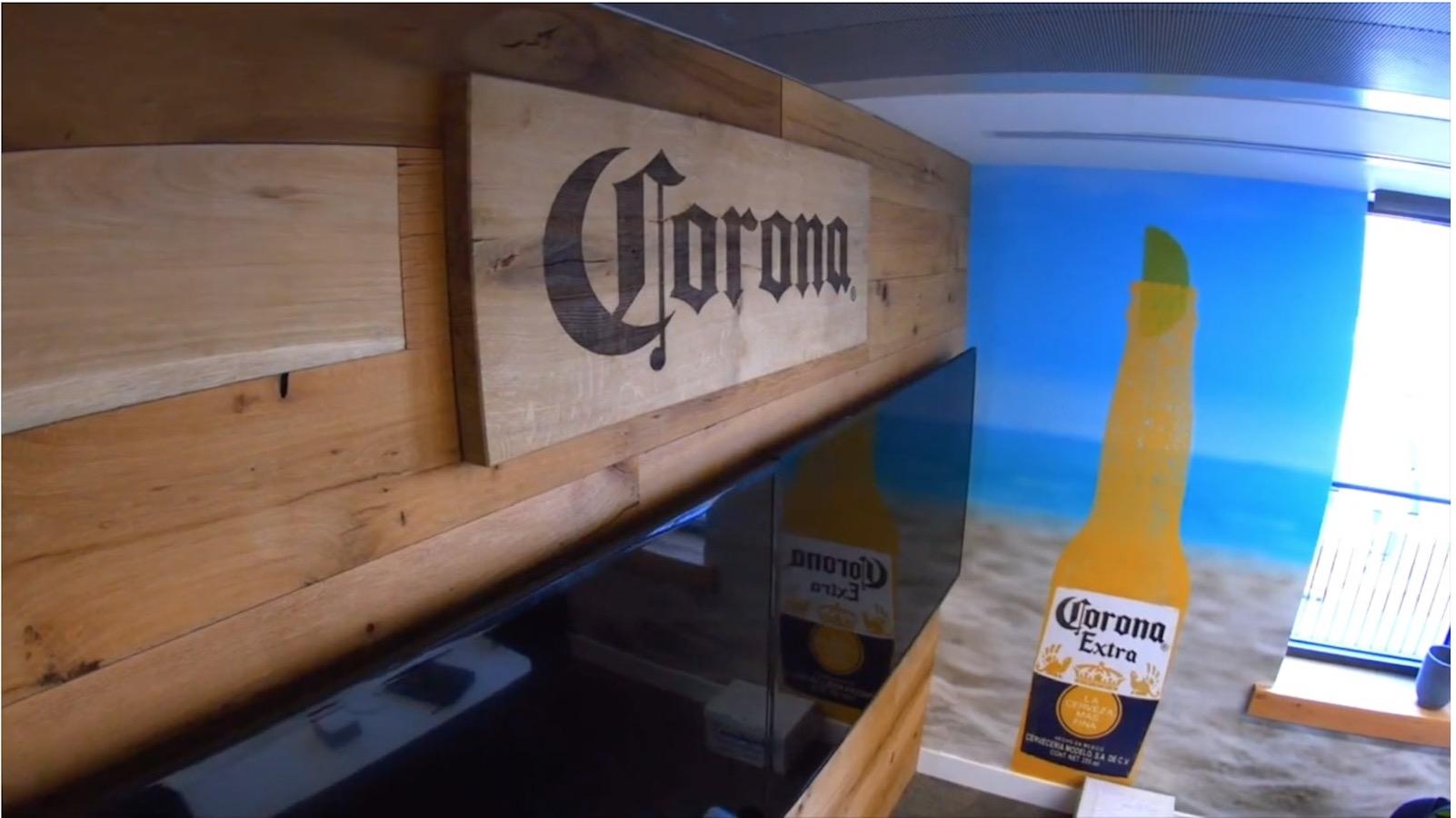 Corona-Budweiser-AB InBev