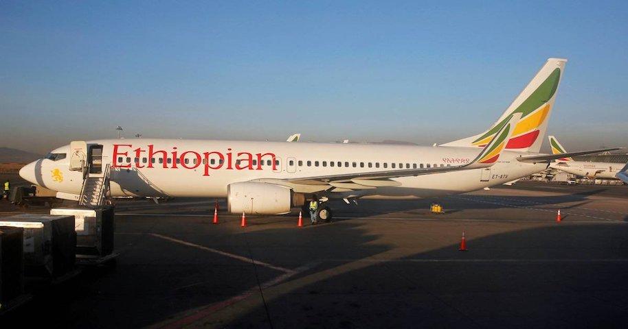 Ethiopian Airlines-Boeing