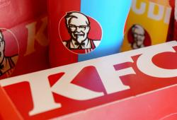 KFC estrategia