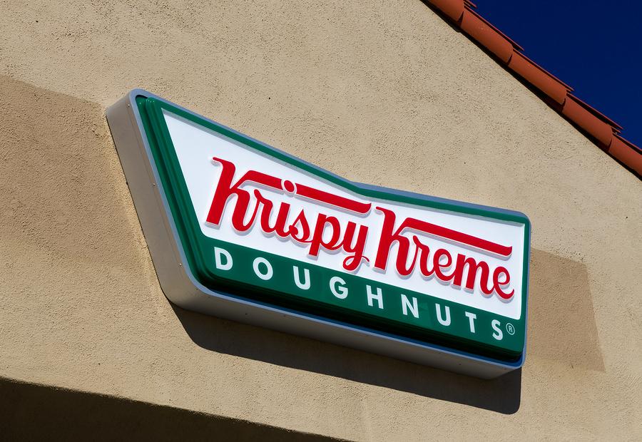 Por escasez, joven revende donas Krispy Kreme
