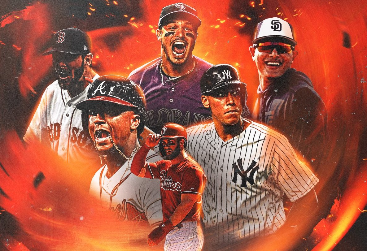 MLB-Grandes Ligas-Opening Day
