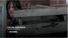 The Walking Dead-Netflix-abril