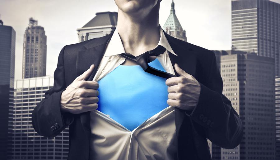 Machine learning-superheroe
