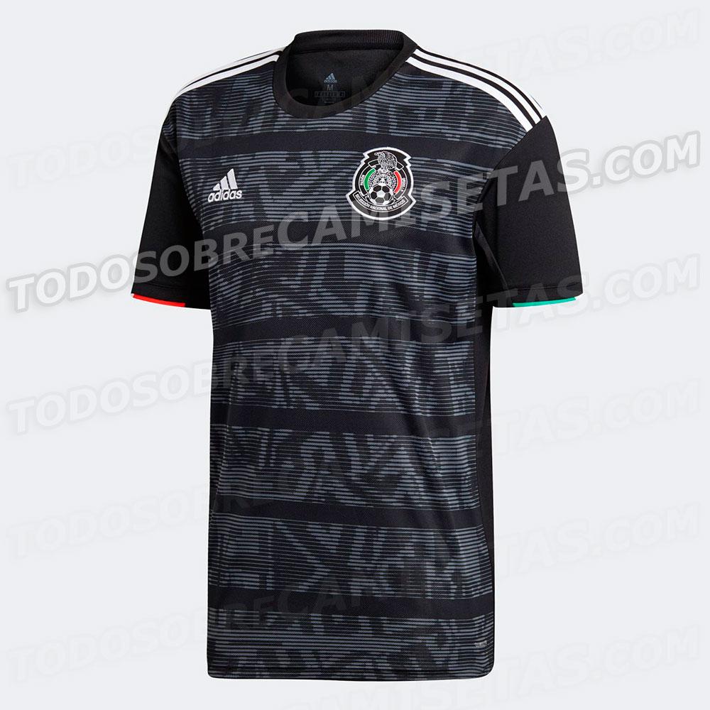 c4a24c0a362c3 Este sería el diseño de la nueva playera de la Selección Mexicana de ...
