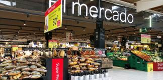 supermercado Carrefour en España