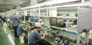 fabrica de icomponentes iPhone Foxconn