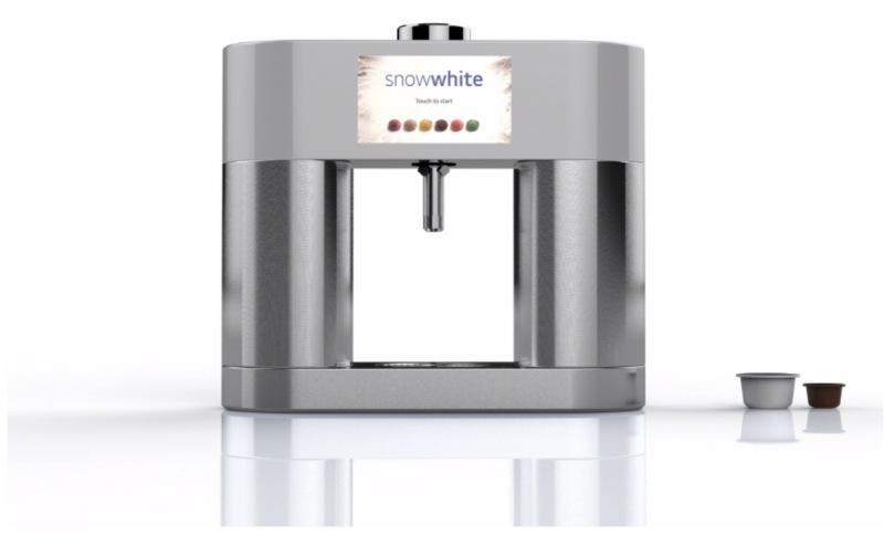 máquina de helados Snow White