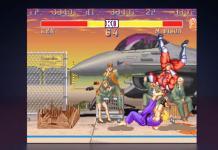 Capcom-Arcade-Street Fighter
